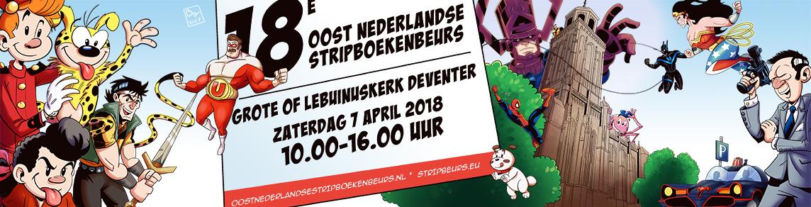 Oost Nederlandse Stripboekenbeurs